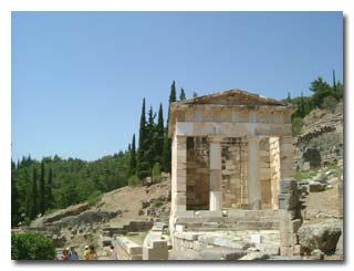 Δελφοί Ιστορία Μαντείο των Δελφοί  Ναός Απόλλωνα Πυθία  Δελφοί Ιστορία